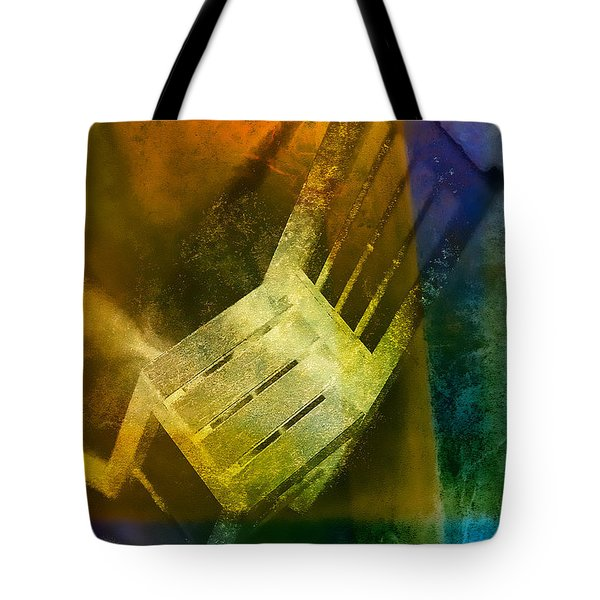 Chair  Tote Bag by Mauro Celotti