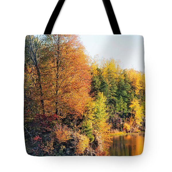 Changing Color Tote Bag