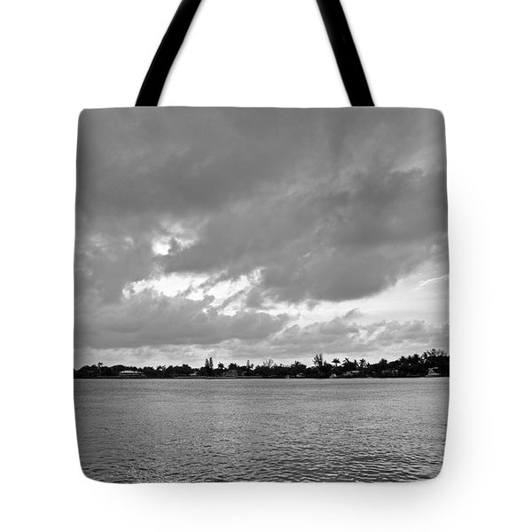 Channel View Tote Bag