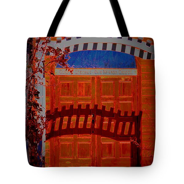 Chapel Of Love Tote Bag