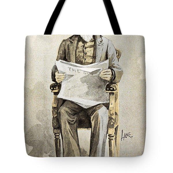 Charles Anderson Dana Tote Bag by Granger