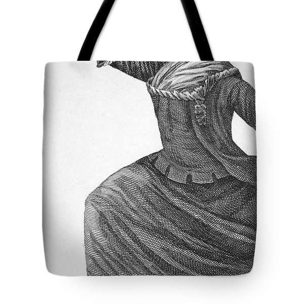 Charles Deon De Beaumont Tote Bag by Granger
