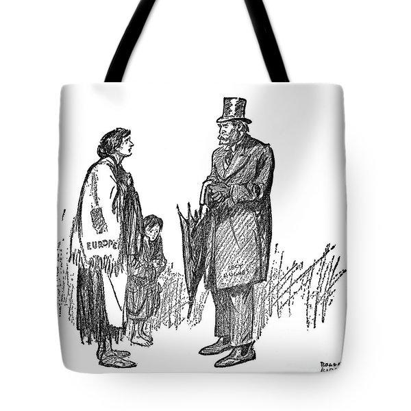 Charles Evans Hughes  Tote Bag by Granger