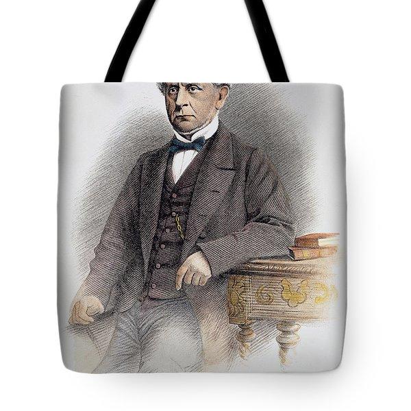 Charles Francis Adams Tote Bag by Granger