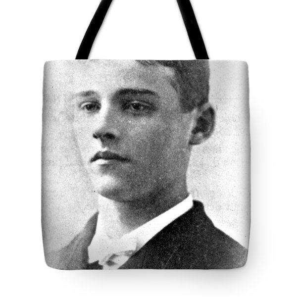 Charles Martin Hall, American Inventor Tote Bag by Science Source