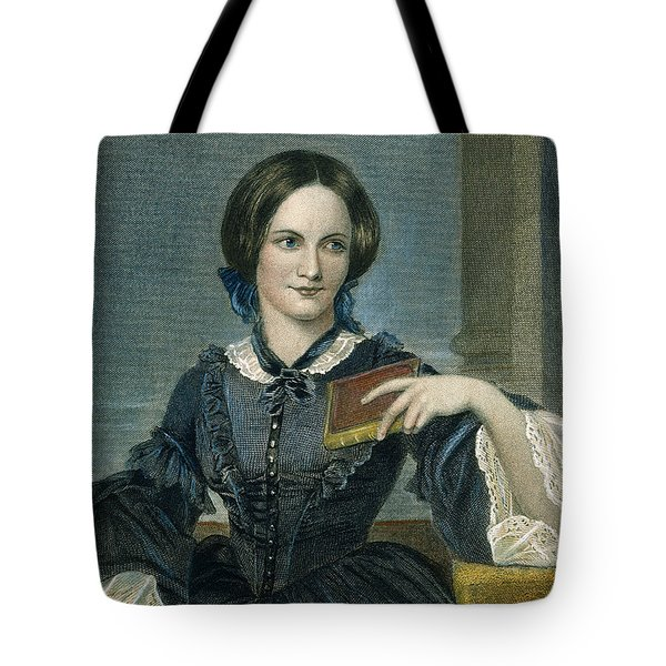 Charlotte Bronte Tote Bag by Granger