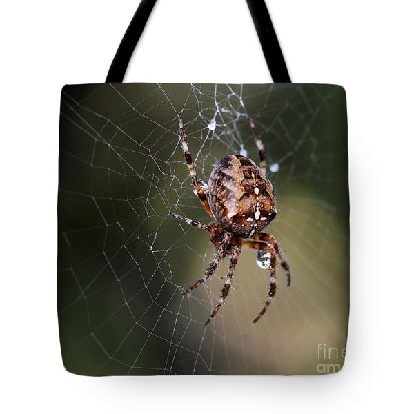 Charlottes Bigger Friend Tote Bag by Bob Christopher