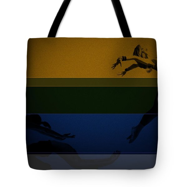 Chase Tote Bag by Naxart Studio