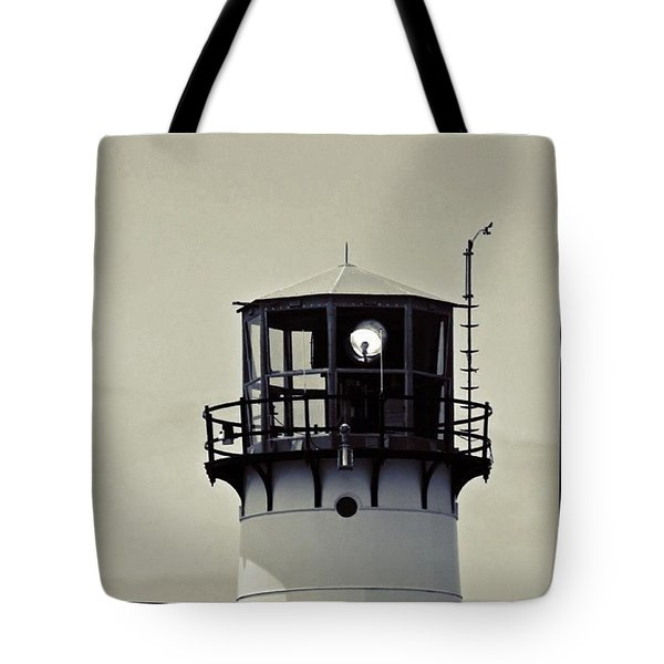 Chatham Lighthouse Tote Bag