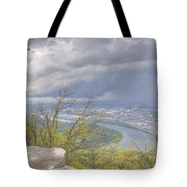 Chattanooga Valley Tote Bag