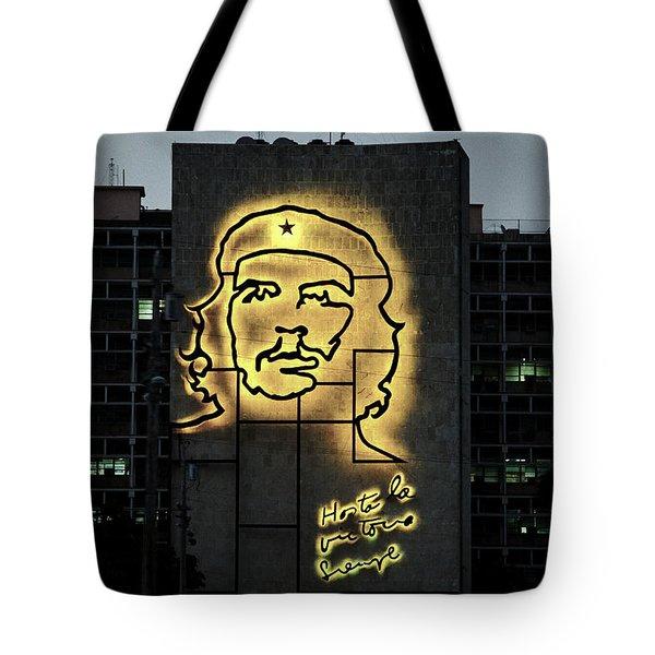 Che Guevera II Tote Bag