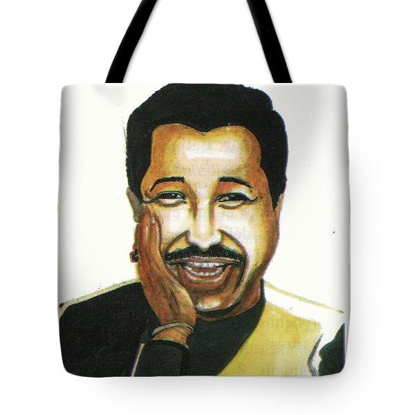 Cheb Khaled Tote Bag
