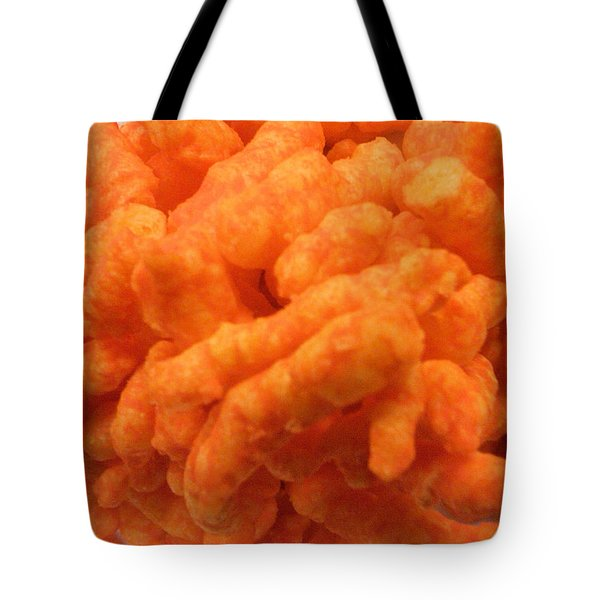 Cheesy Poofs Tote Bag
