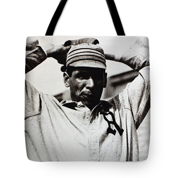 Chief Bender (1884-1954) Tote Bag by Granger