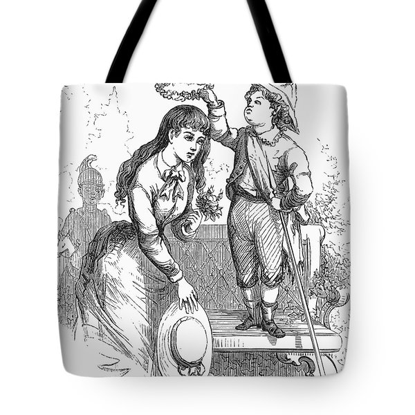 Children: Love Tote Bag by Granger