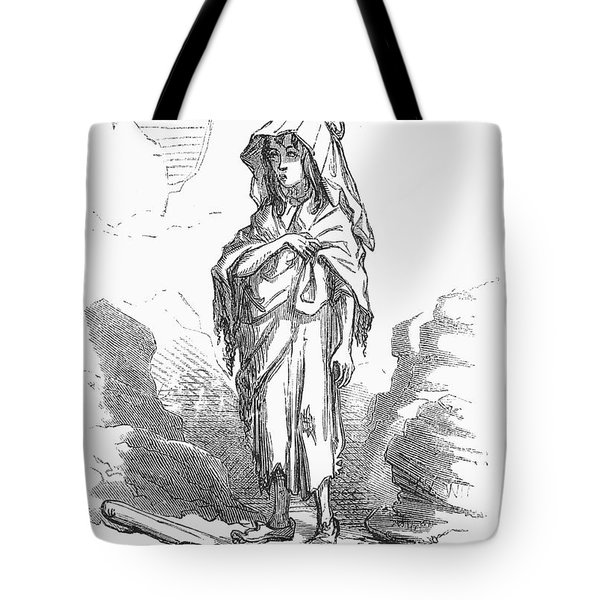 Children: Miners Daughter Tote Bag by Granger
