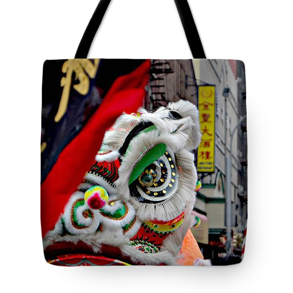 Chinese New Years Nyc  4704 Tote Bag
