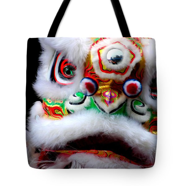 Chinese New Years Nyc 4705 Tote Bag