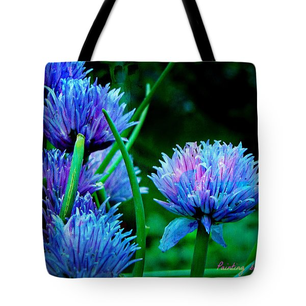 Chives For You Tote Bag