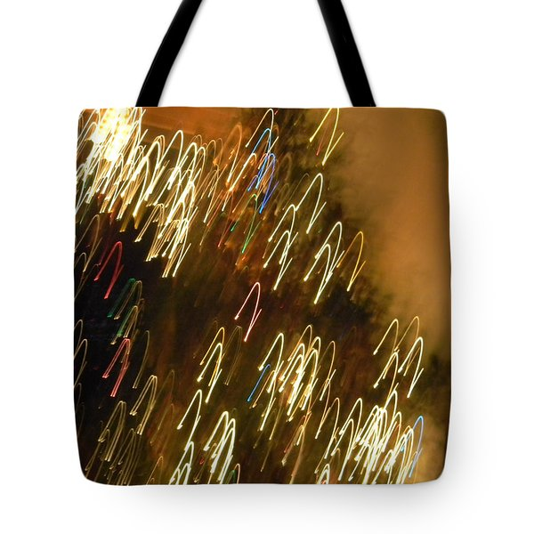 Christmas Card - Jingle Bells Tote Bag