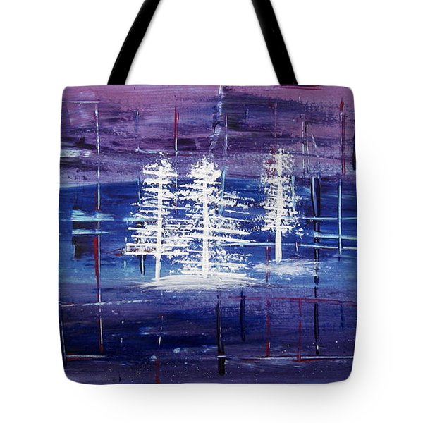 Christmas Card No.1 Tote Bag