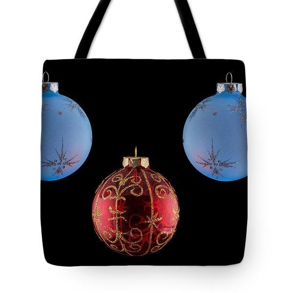 Christmas Ornaments Tote Bag by Doug Long