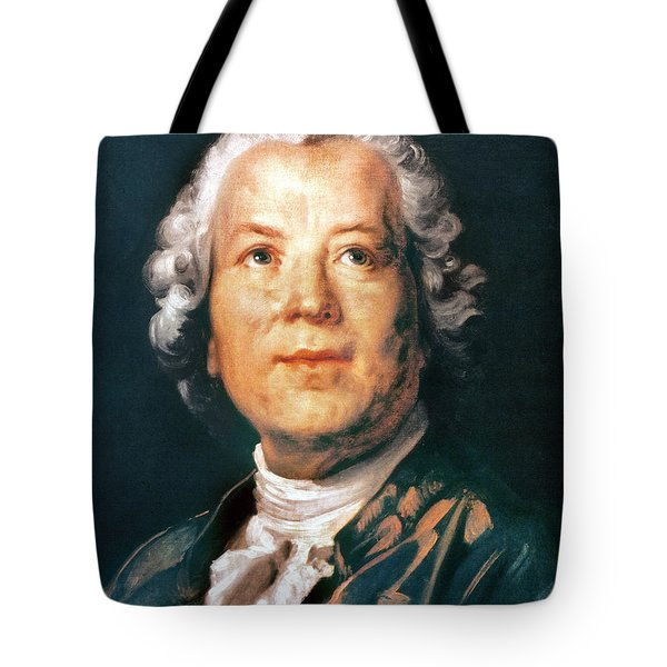 Christoph Willibald Gluck Tote Bag by Granger