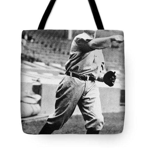 Christopher Mathewson Tote Bag by Granger