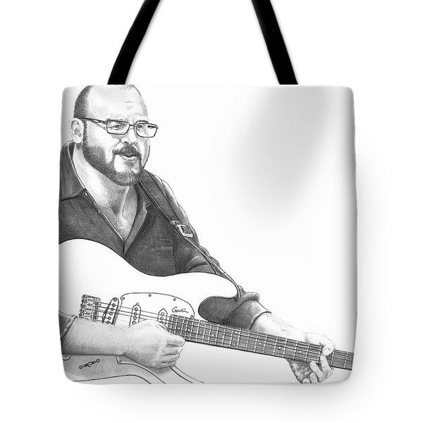 Christopher Murphy Elliott Tote Bag by Murphy Elliott