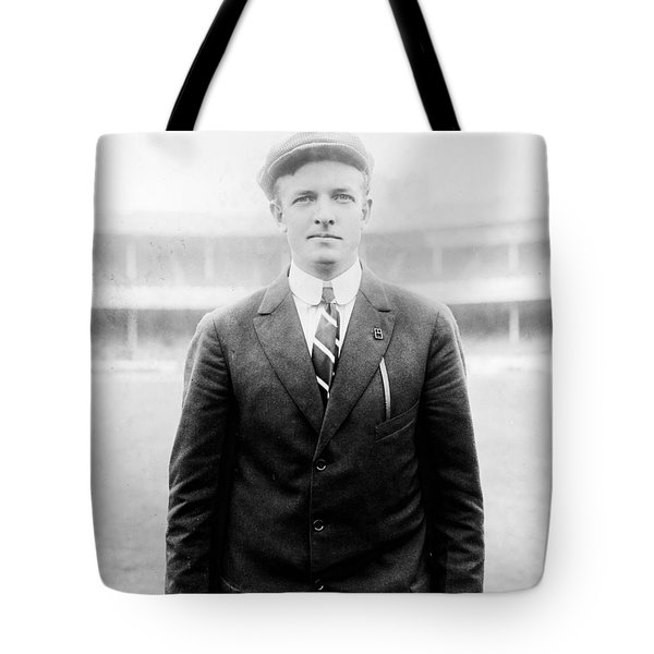 Christy Mathewson - Major League Baseball Player Tote Bag by International  Images