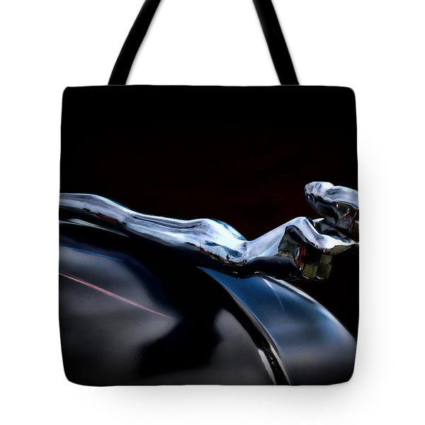 Chrome Angel Tote Bag