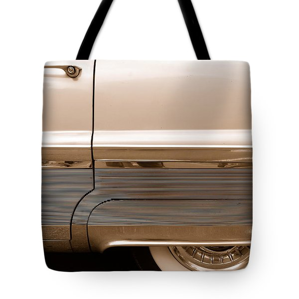 Tote Bag featuring the photograph Chrome by John Schneider
