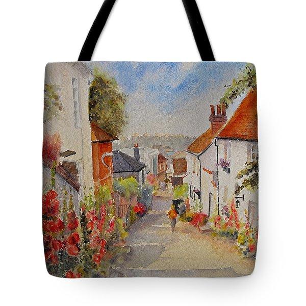 Church Hill - Hythe- Uk Tote Bag