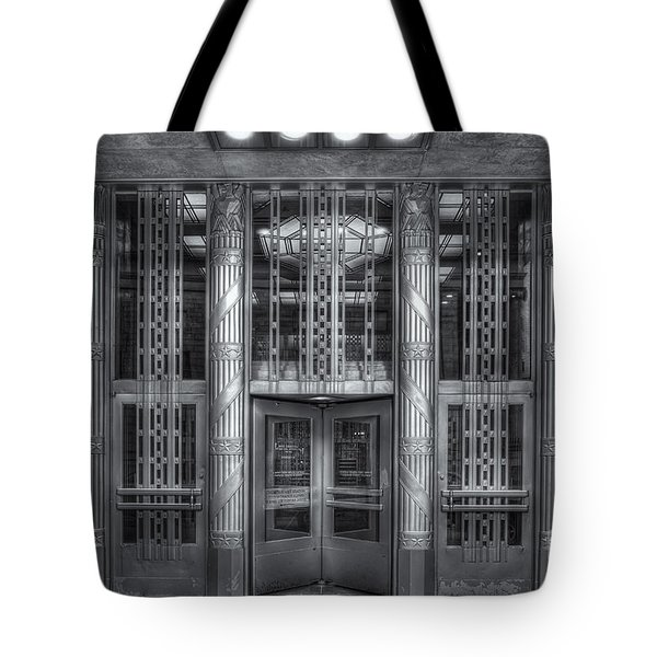 Church Street Post Office II Tote Bag by Clarence Holmes
