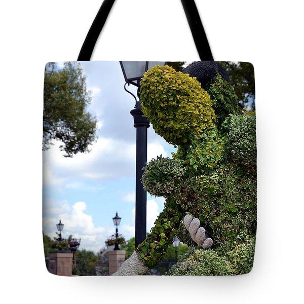 Cinderella Waltz Tote Bag by Bonnie Myszka