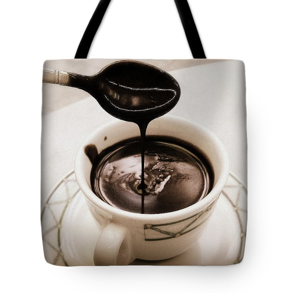 Cioccolata Calda Tote Bag