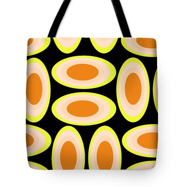 Circles Tote Bag by Louisa Knight