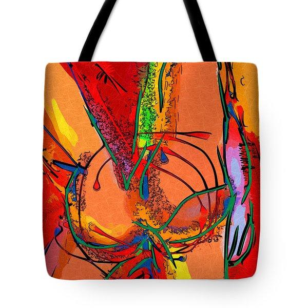 Circular Logic Tote Bag