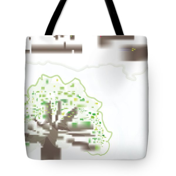 City Tree Tote Bag