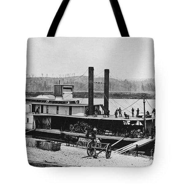 Civil War: Chickamauga Tote Bag by Granger
