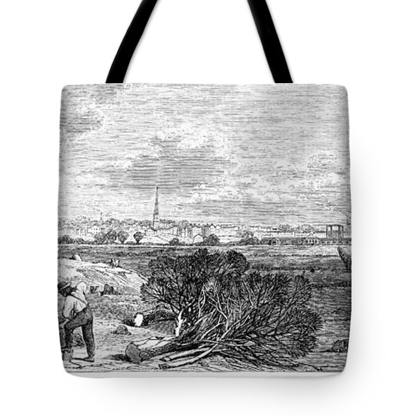 Civil War: Savannah, 1863 Tote Bag by Granger