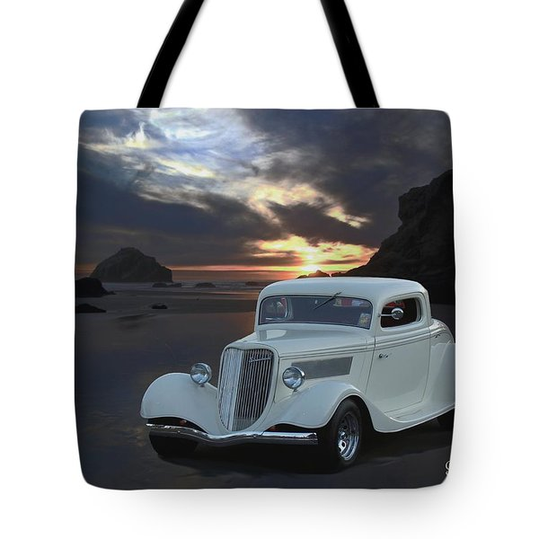 Classic Beauty Tote Bag