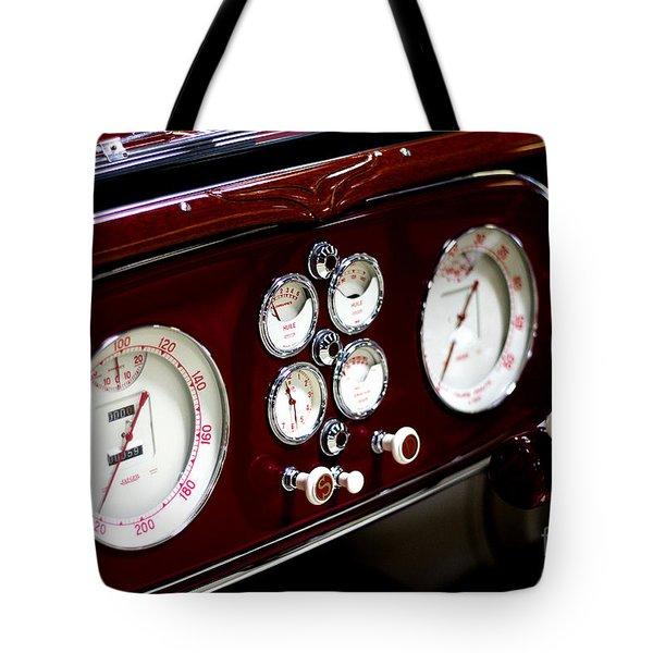 Classic Gauges Tote Bag