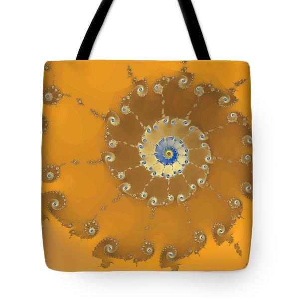 Classic Nautilus Tote Bag