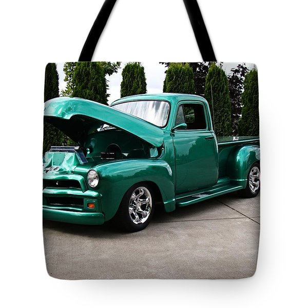 Classic Pickup Tote Bag by Nick Kloepping