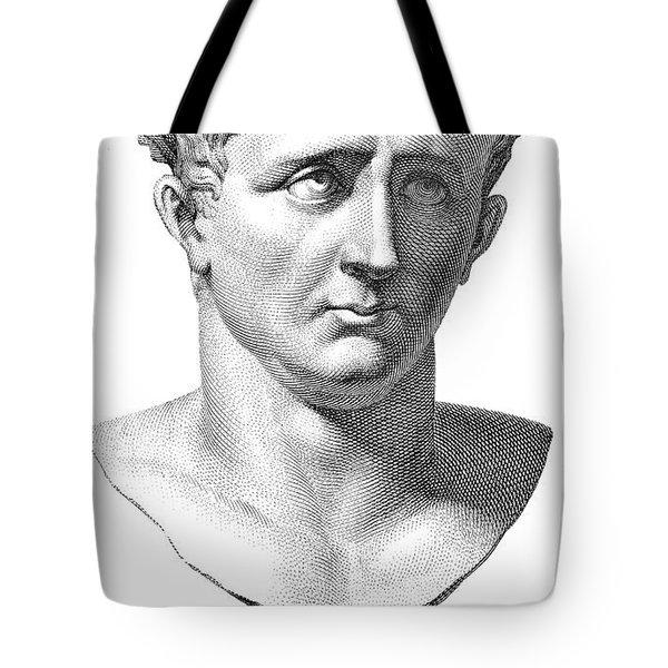 Claudius I (10 B.c.-54 A.d.) Tote Bag by Granger