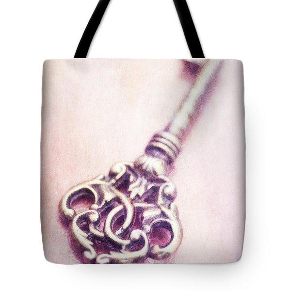 Cle Rose Tote Bag