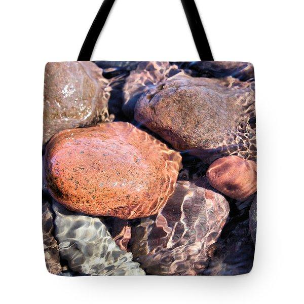 Clean Tote Bag by Kristin Elmquist