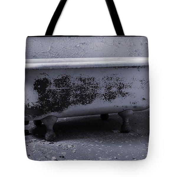 Cleanse Tote Bag by Luke Moore