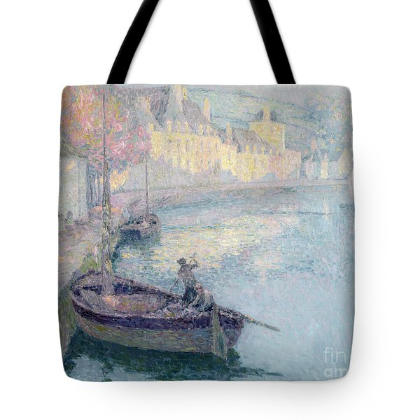 Clear Morning - Quimperle Tote Bag